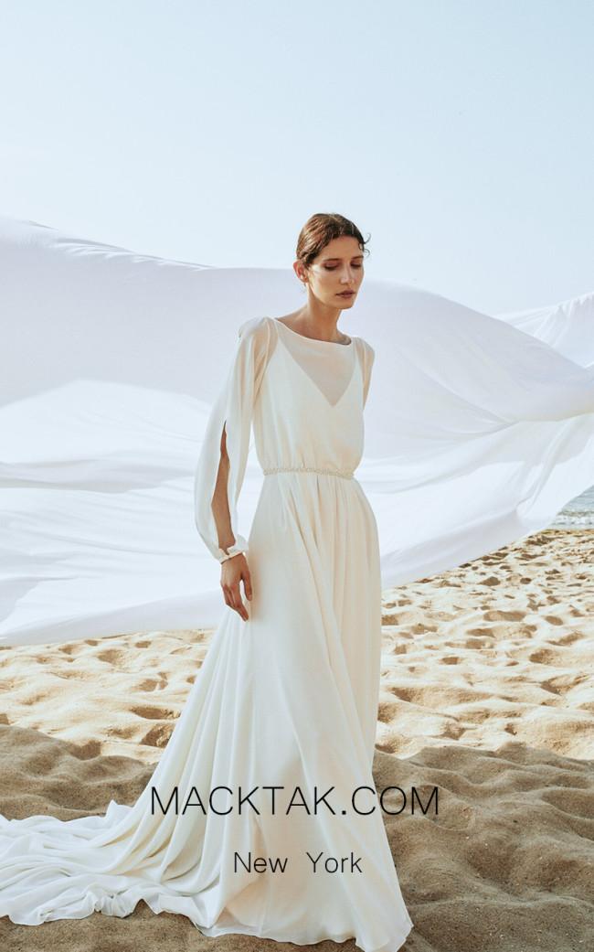Pollardi Breeze Front Dress