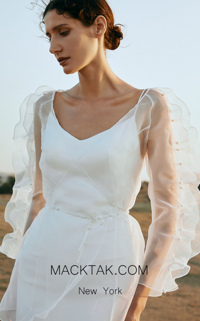 Pollardi Reef Front Dress