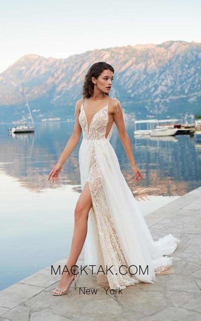 Pollardi Haydee Front Dress