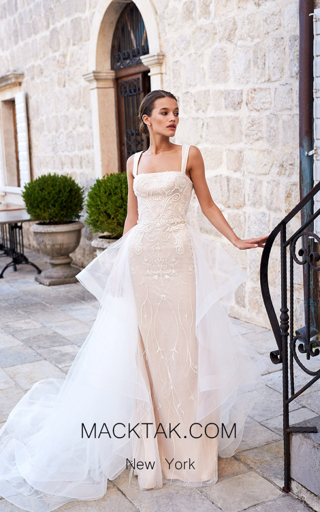 Pollardi Jaqueline Front Dress