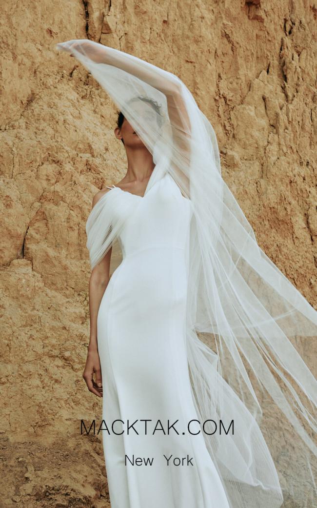 Pollardi Undine Front Dress