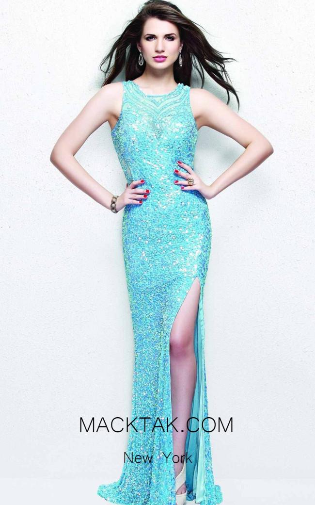 Primavera Couture 1267 Front Dress