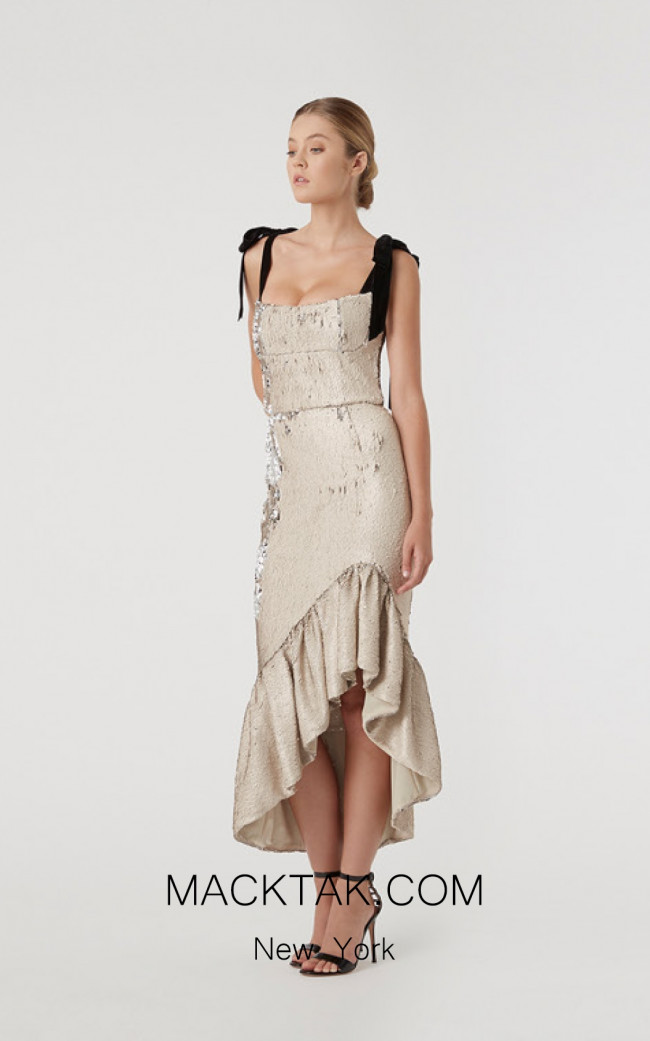 Rachel Gilbert RG30136 Front Evening Dress
