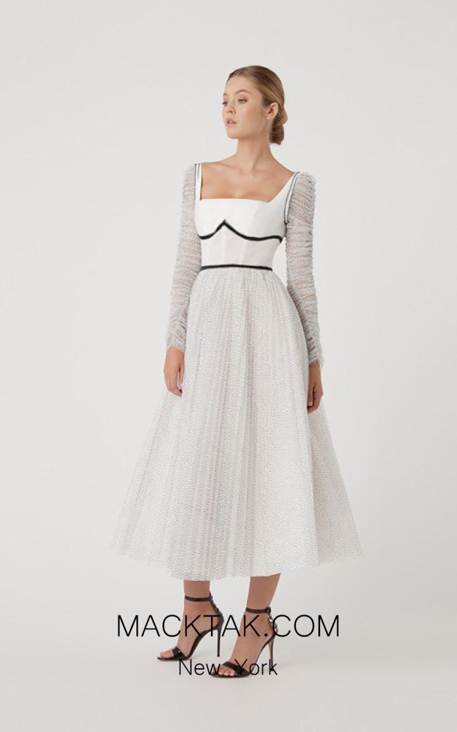 Rachel Gilbert RG60597 Front Evening Dress