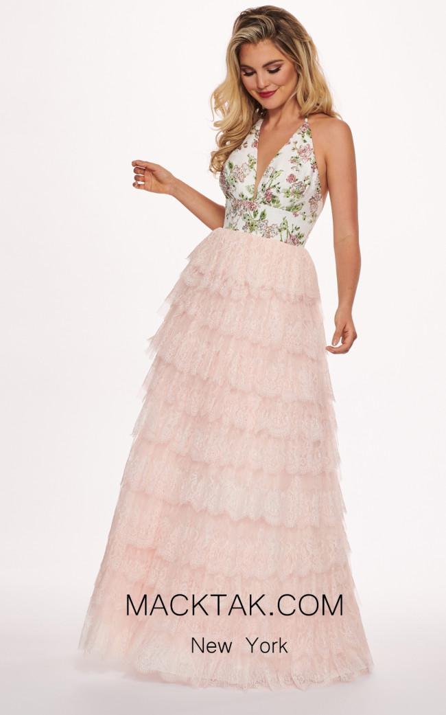Rachel Allan 6555 Pink Front
