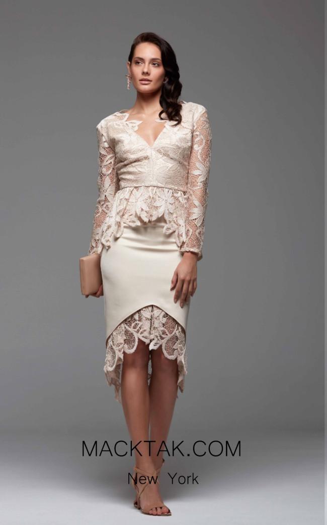 Rengin 5460 Front Dress