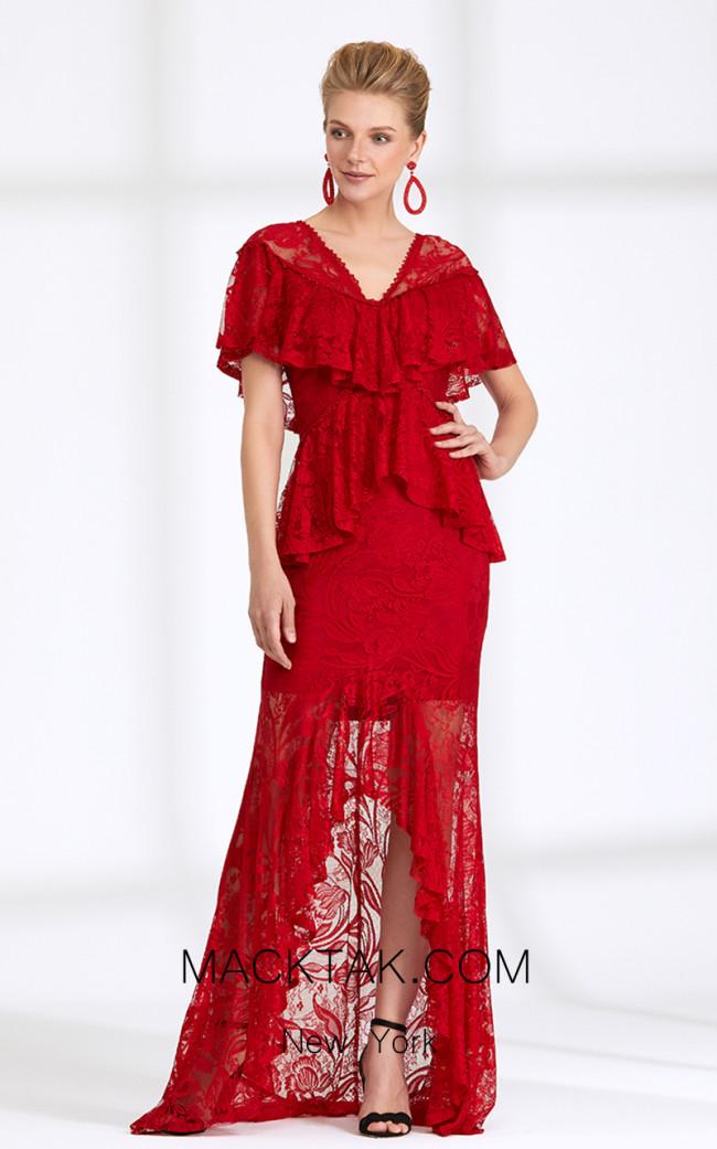 Rengin 5543 Front Dress