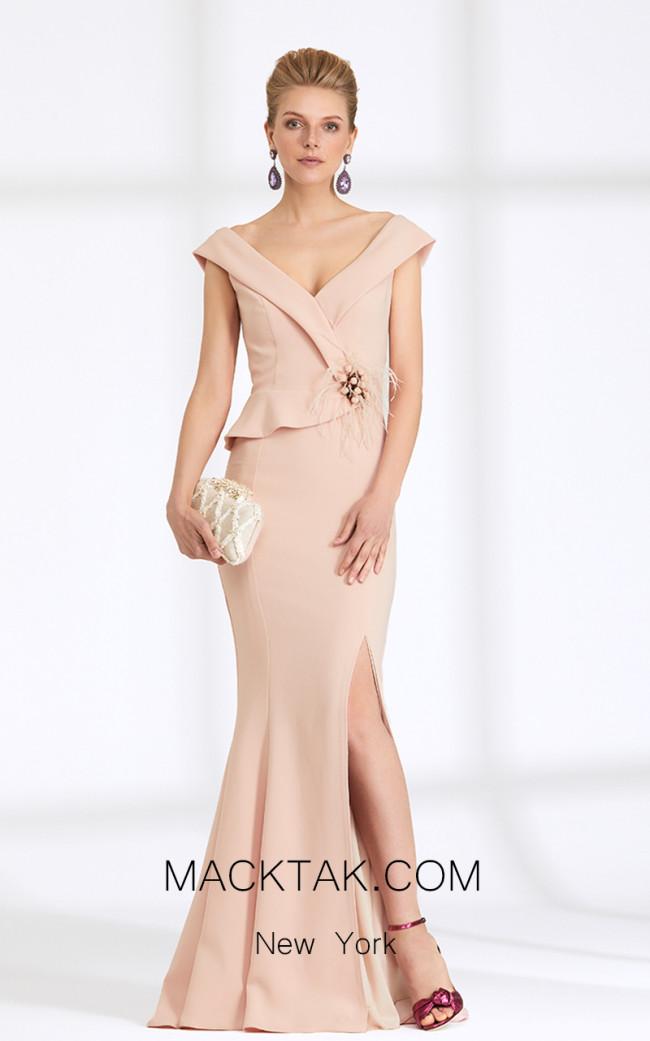 Rengin 5545 Front Dress