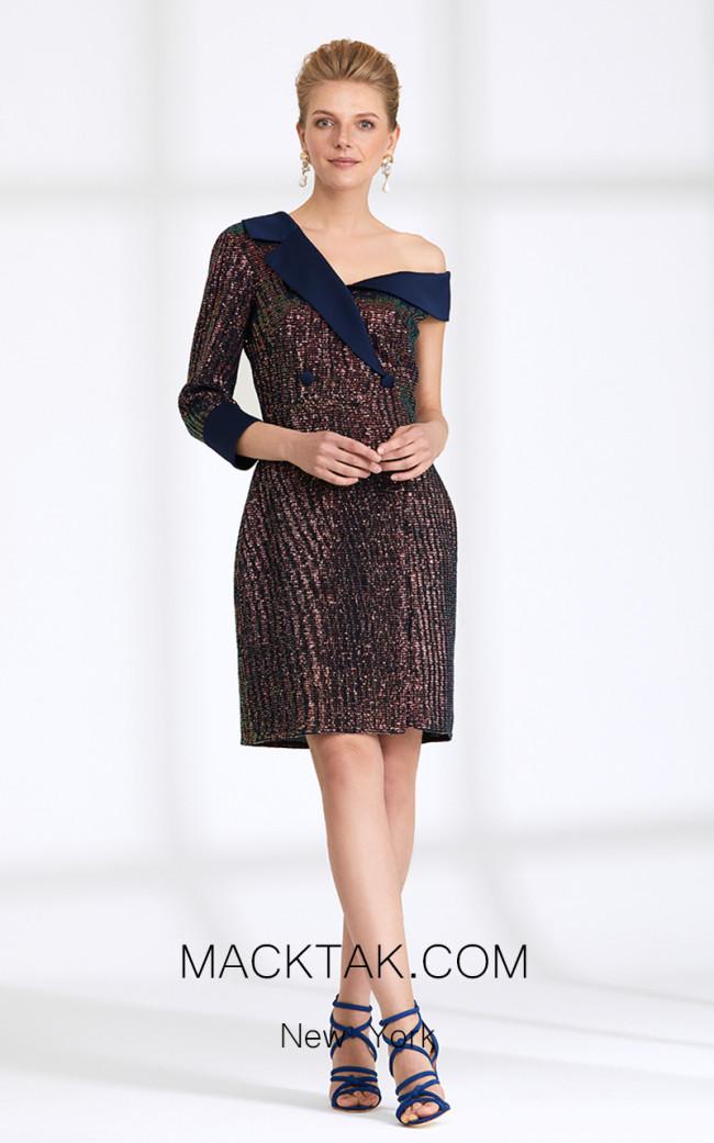 Rengin 5549 Front Dress