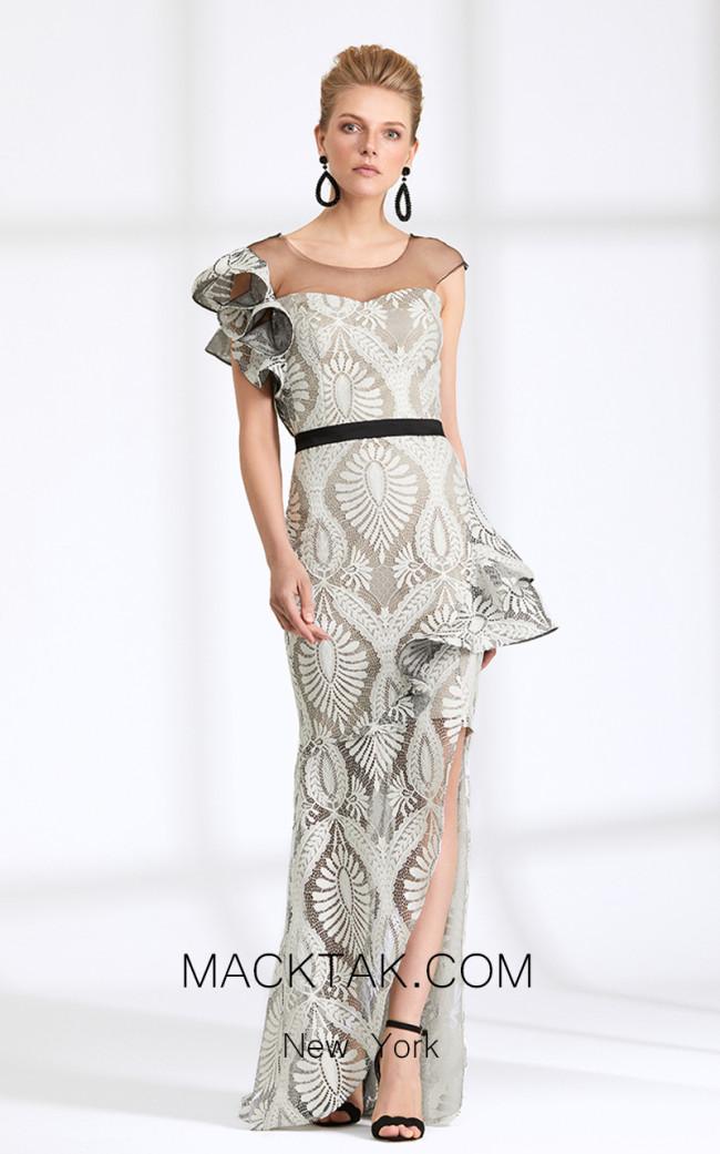 Rengin 5554 Front Dress