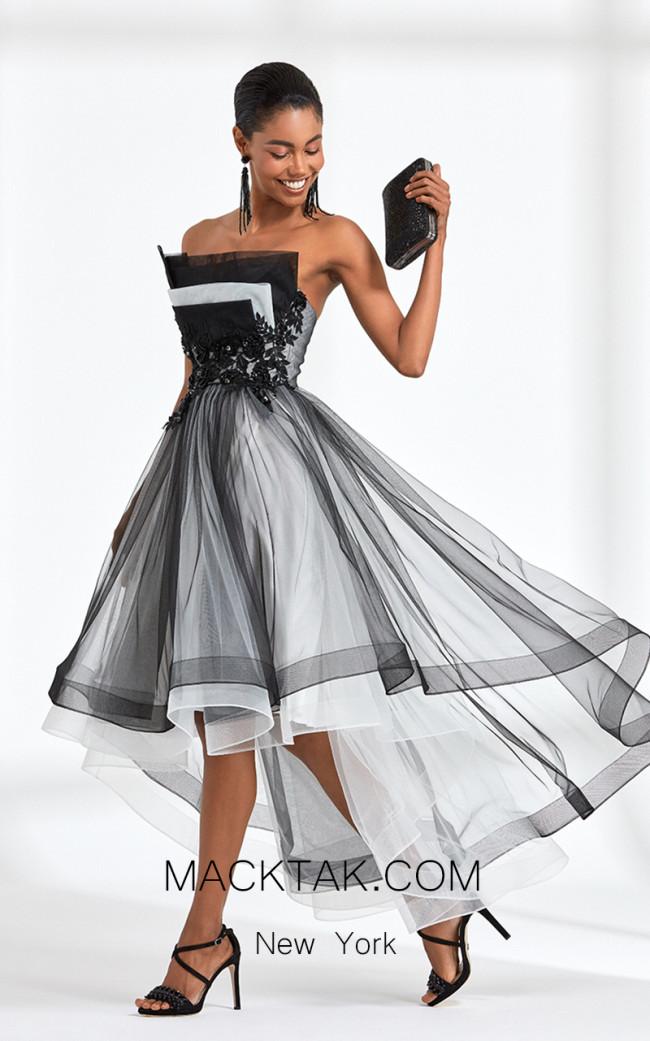 Rengin 5555 Front Dress