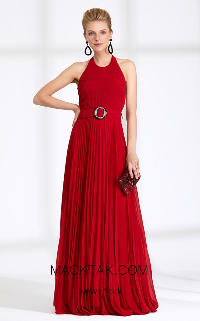 Rengin 5563 Front Dress