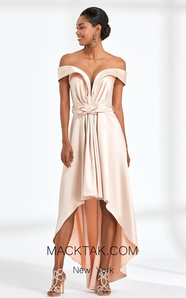 Rengin 5574 Front Dress