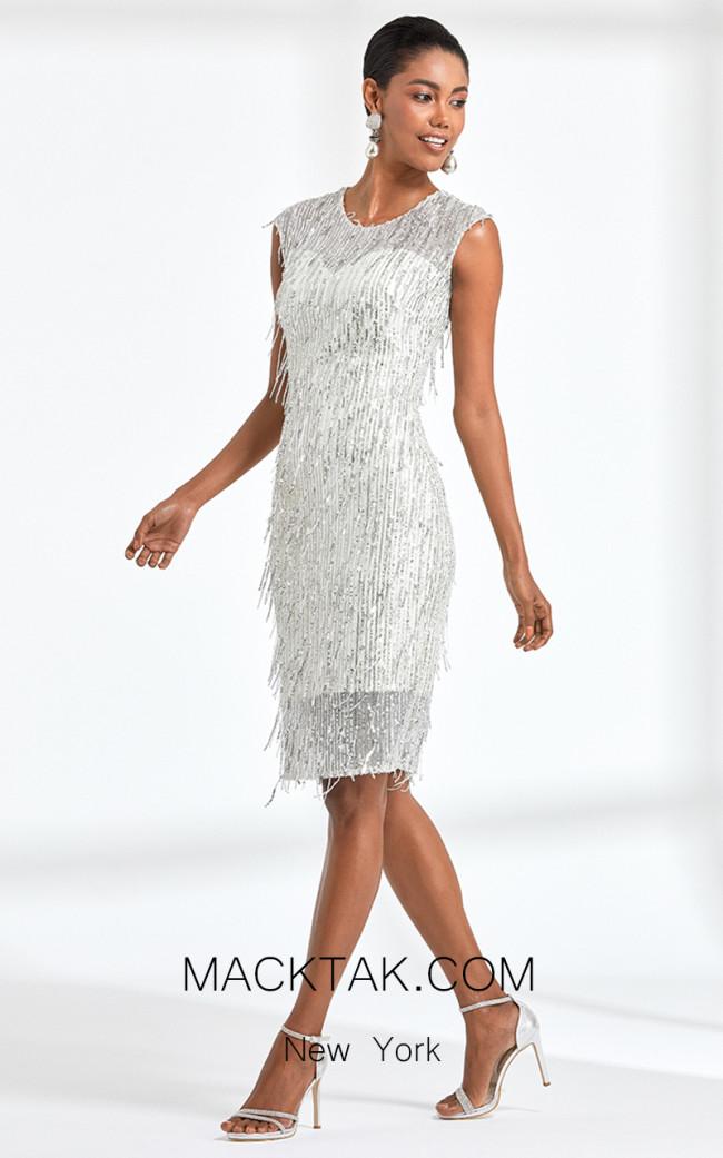 Rengin 5576 Front Dress
