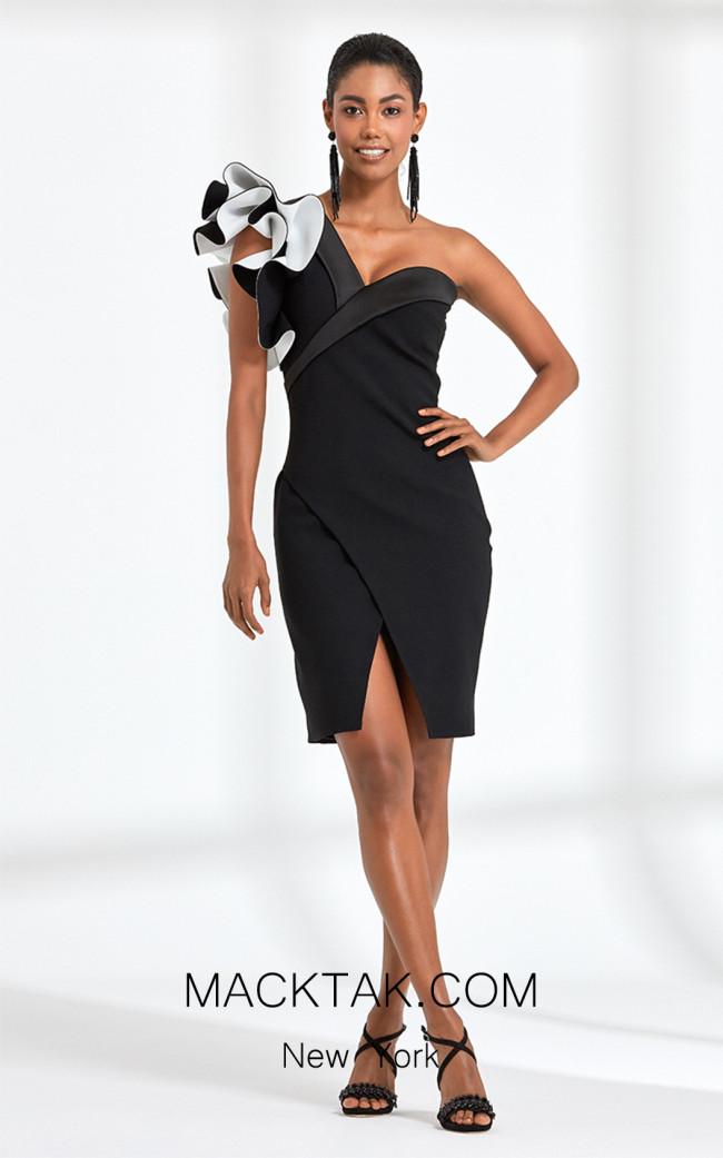 Rengin 5587 Front Dress