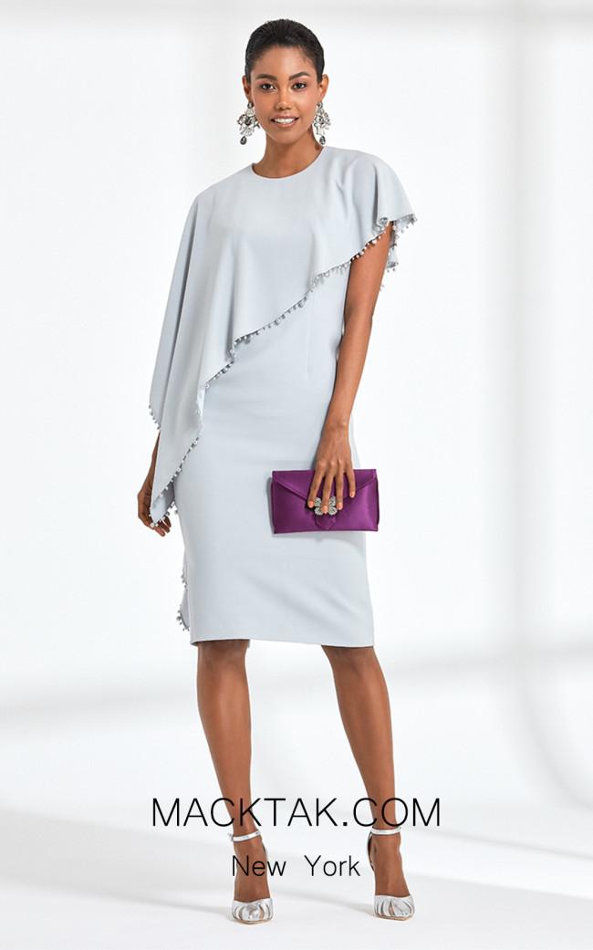 Rengin 5595 Front Dress