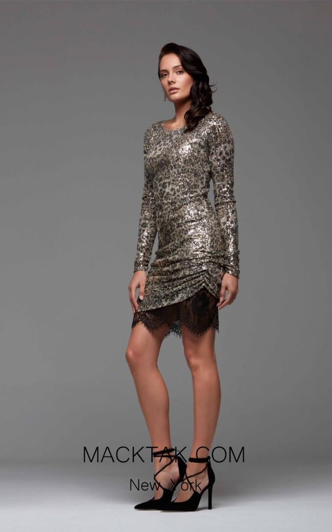 Rengin 5447 Front Dress