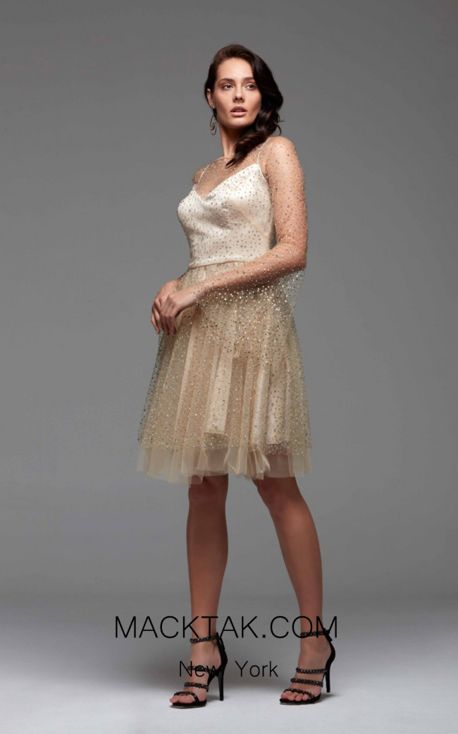Rengin 5448 Front Dress