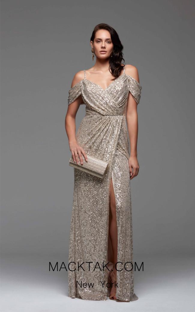 Rengin 5449 Front Dress
