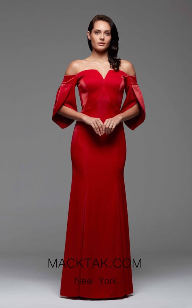 Rengin 5453 Front Dress