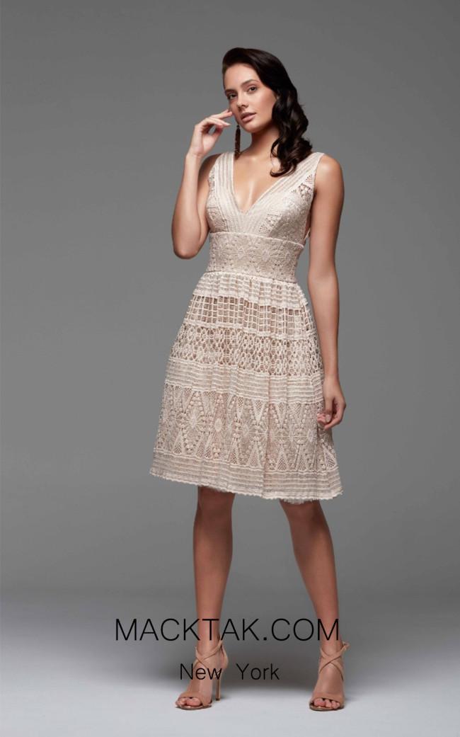 Rengin 5454 Front Dress