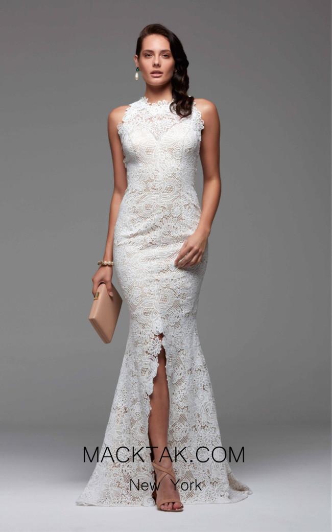 Rengin 5455 Front Dress
