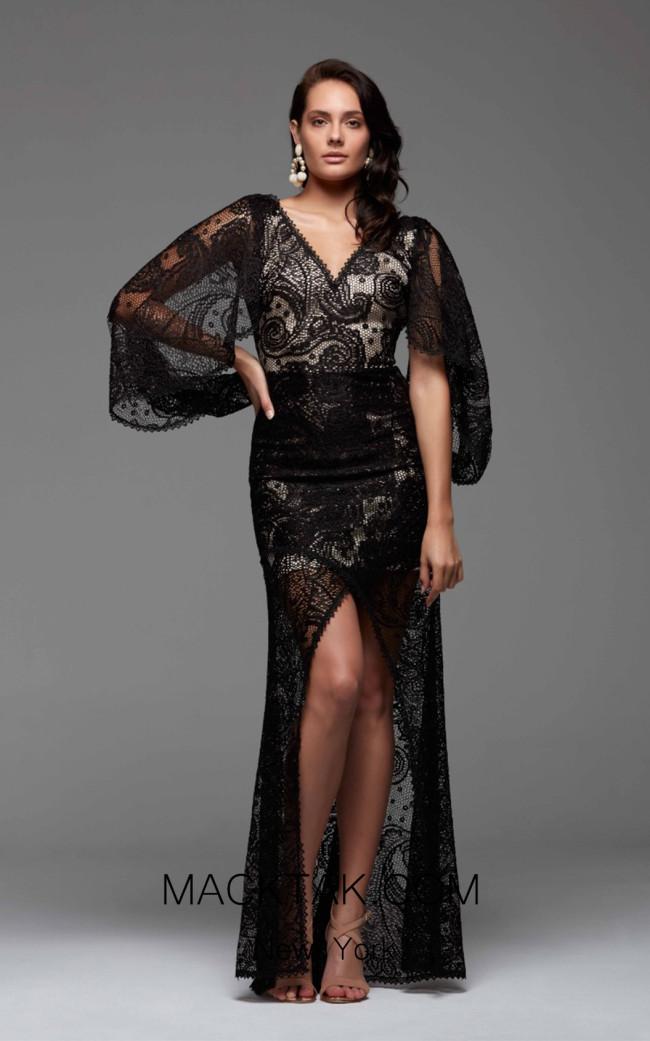 Rengin 5457 Front Dress