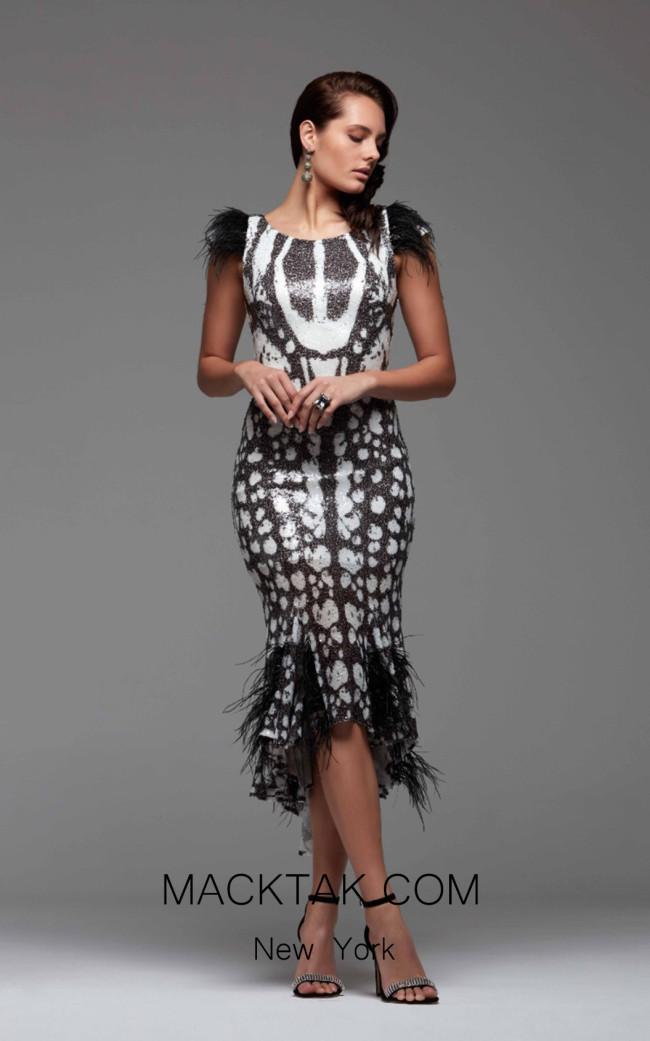 Rengin 5461 Front Dress