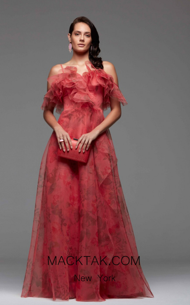 Rengin 5462 Front Dress