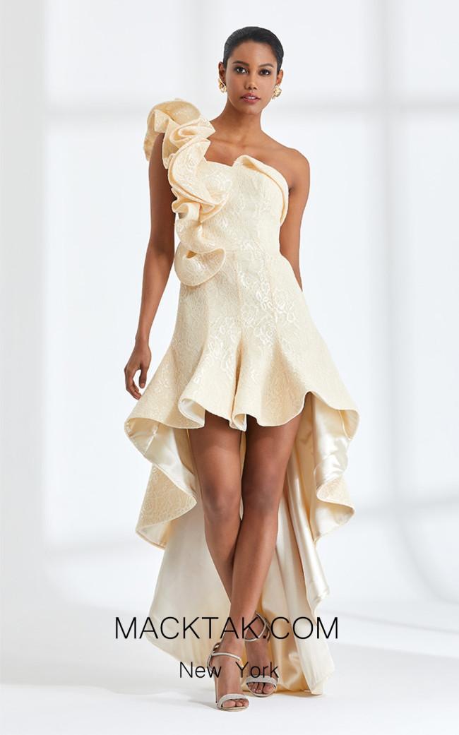 Rengin 5464 Front Dress