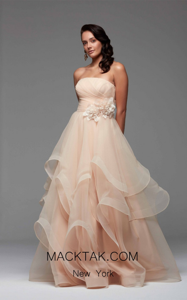 Rengin 5466 Front Dress