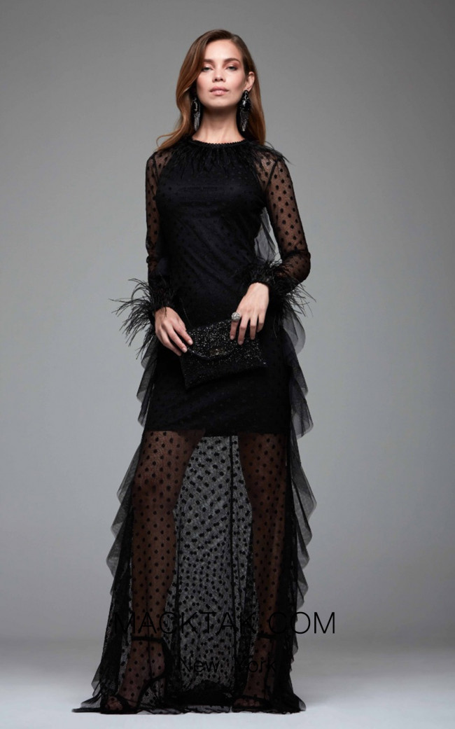 Rengin 5472 Front Dress