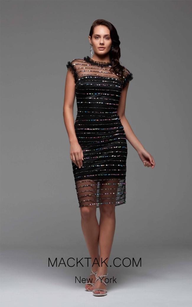 Rengin 5474 Front Dress