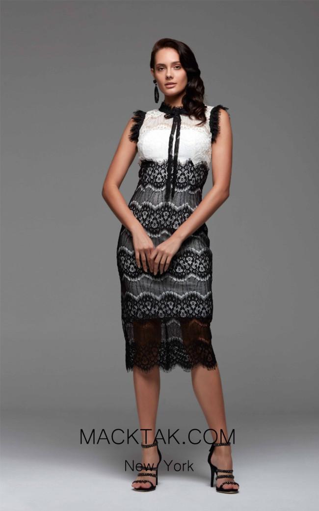 Rengin 5477 Front Dress