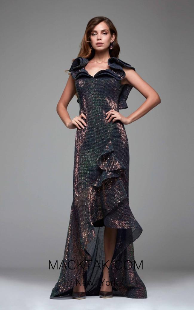 Rengin 5481 Front Dress