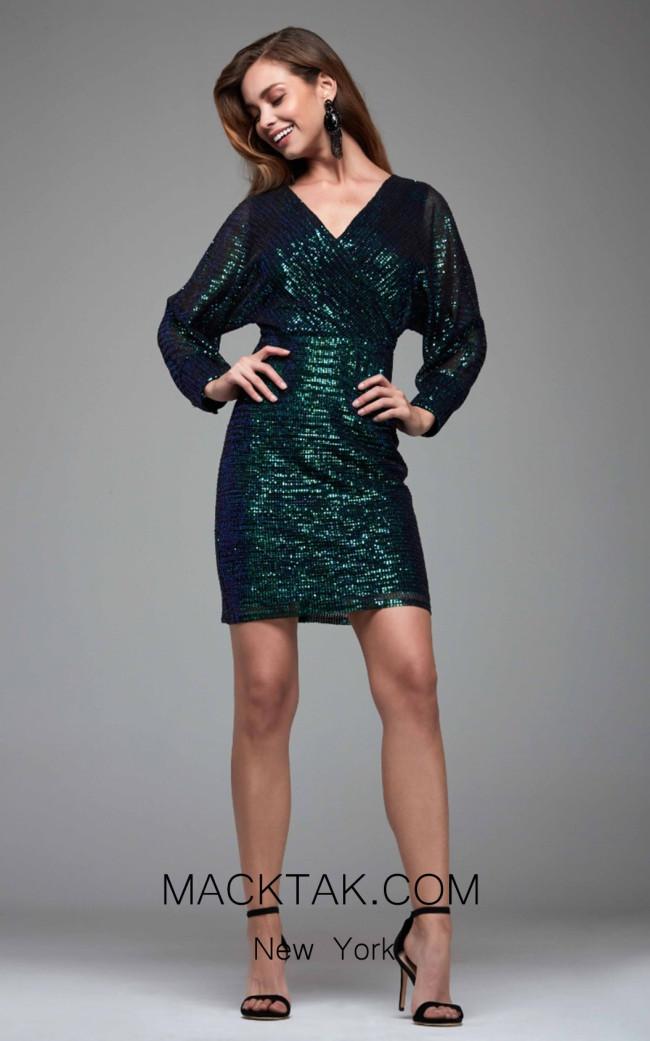 Rengin 5487 Front Dress