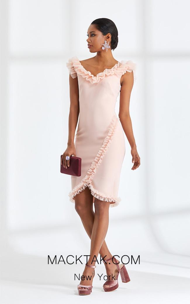 Rengin 5488 Front Dress