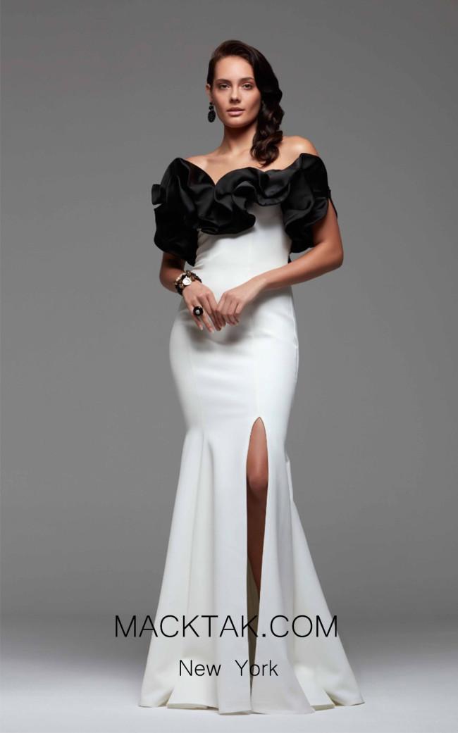 Rengin 5489 Front Dress