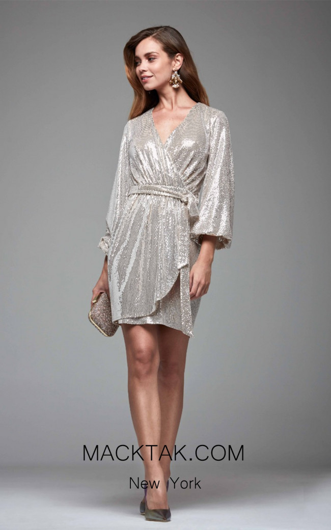 Rengin 5492 Front Dress
