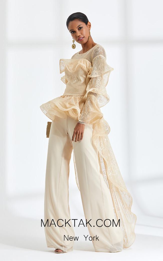 Rengin 5493 Front Dress