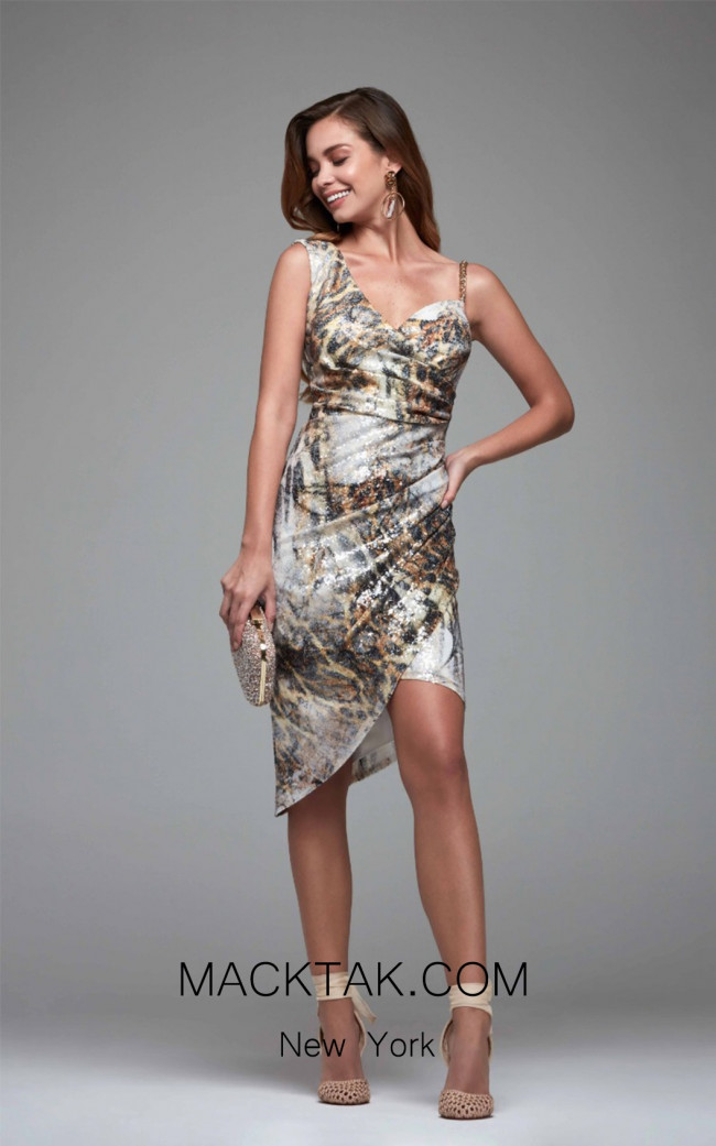 Rengin 5494 Front Dress