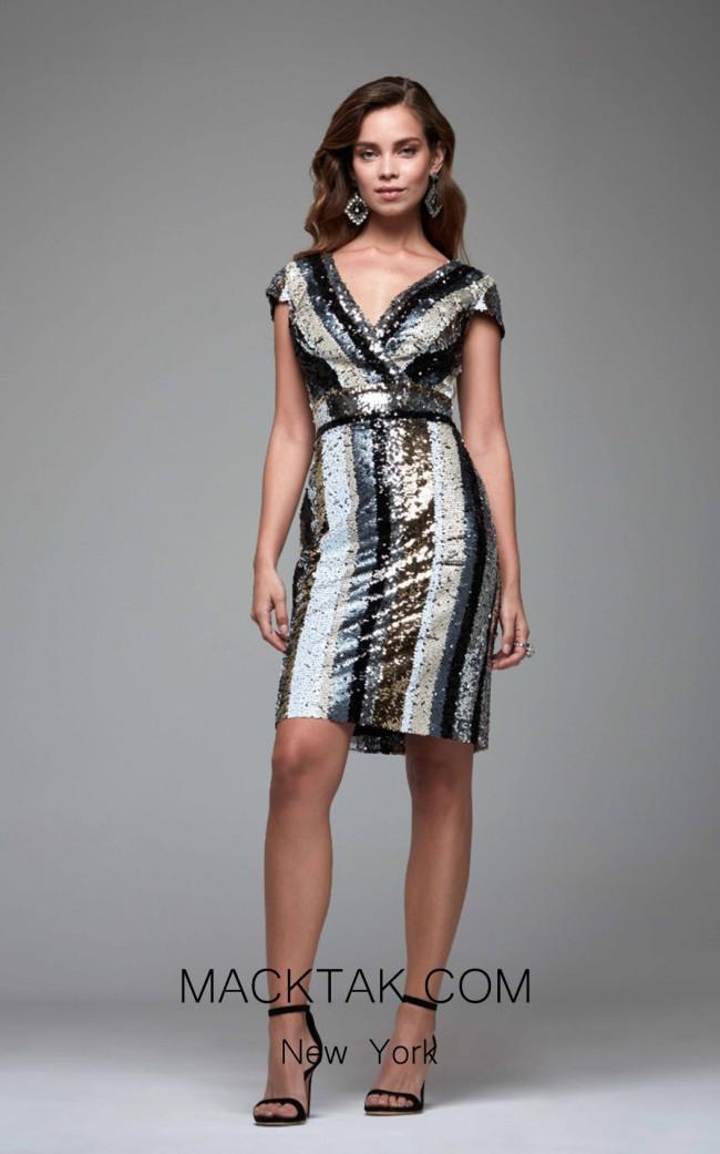 Rengin 5495 Front Dress
