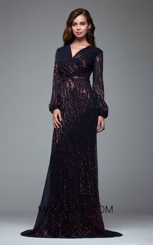 Rengin 5496 Front Dress