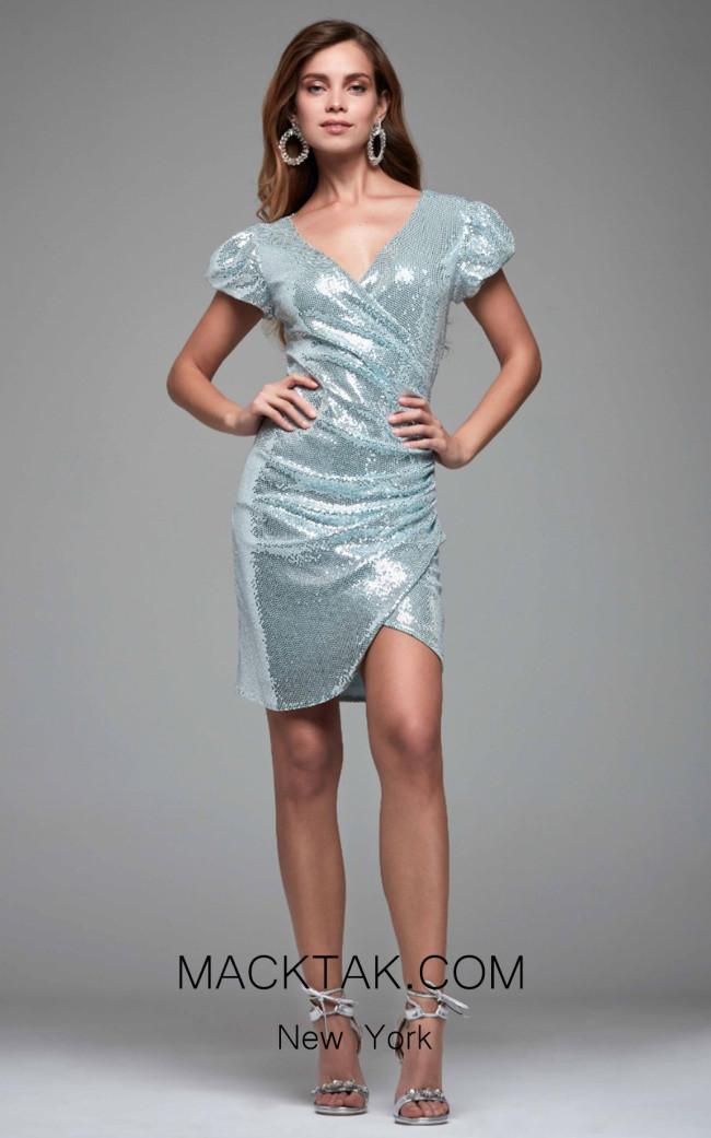 Rengin 5501 Front Dress
