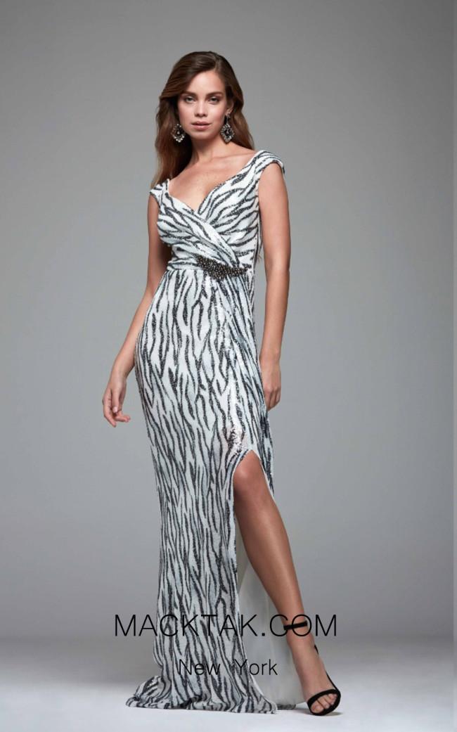 Rengin 5505 Front Dress