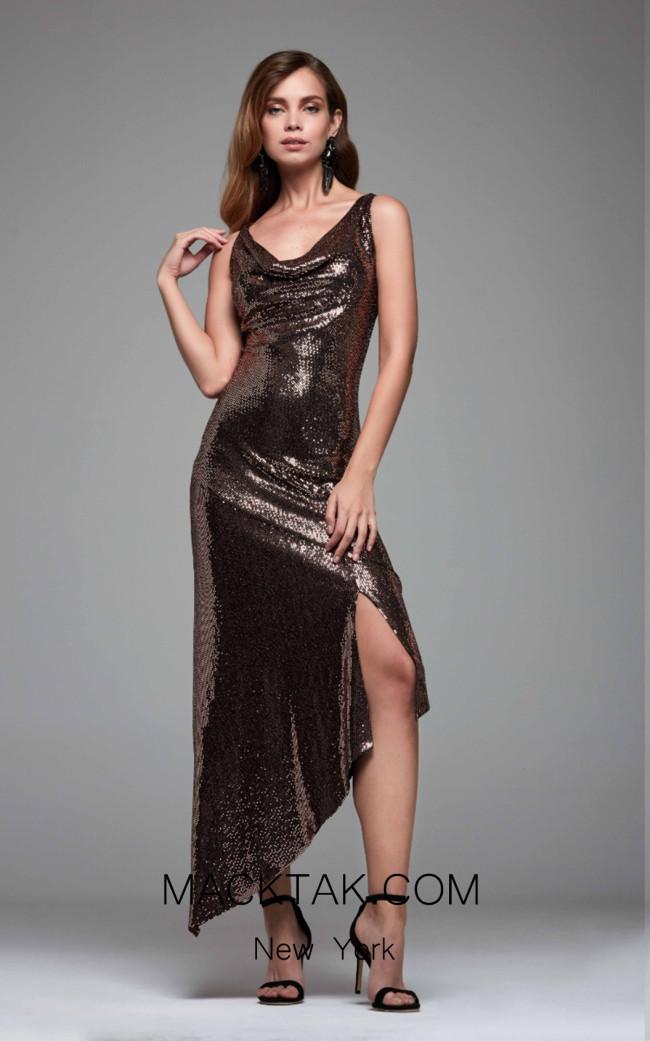 Rengin 5507 Front Dress