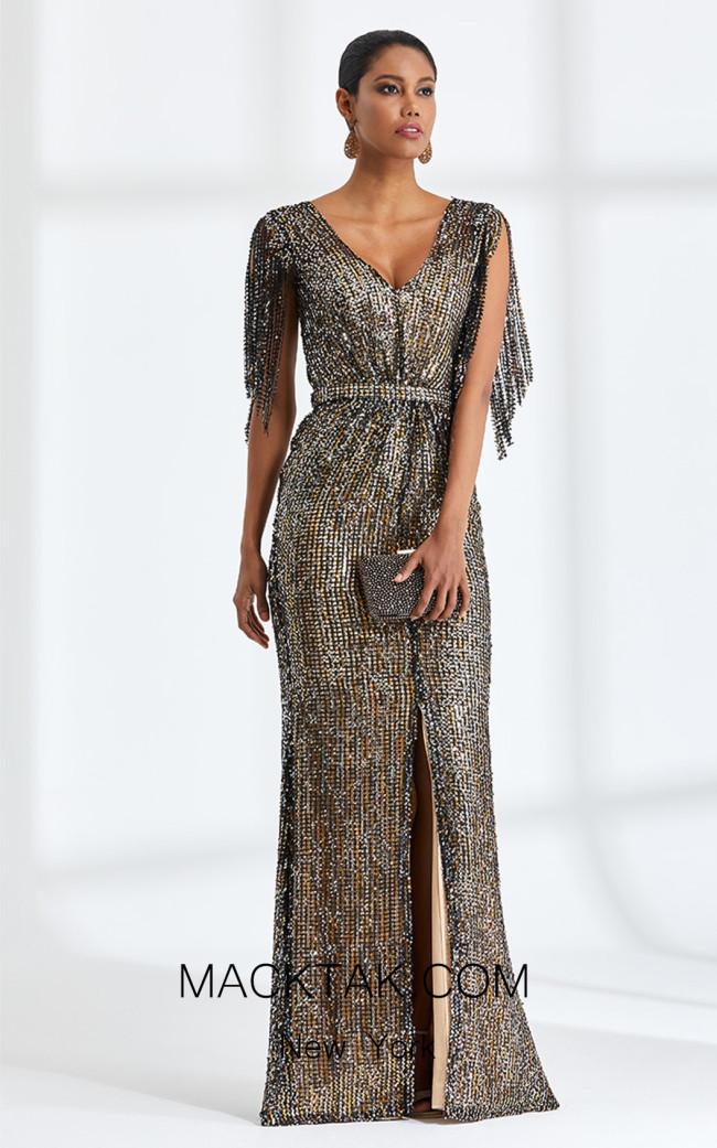 Rengin 5515 Front Dress