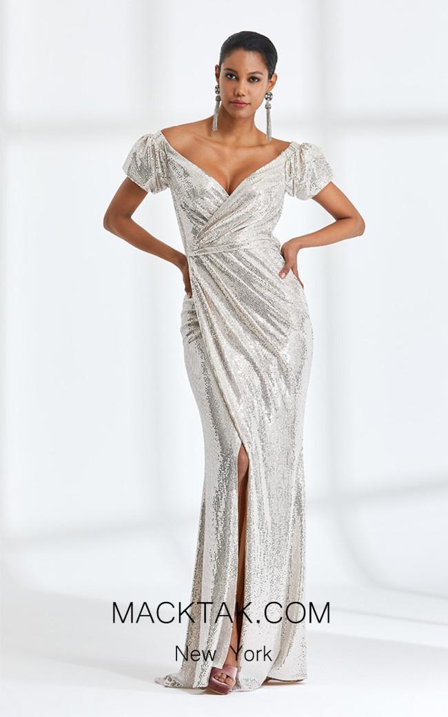 Rengin 5516 Front Dress