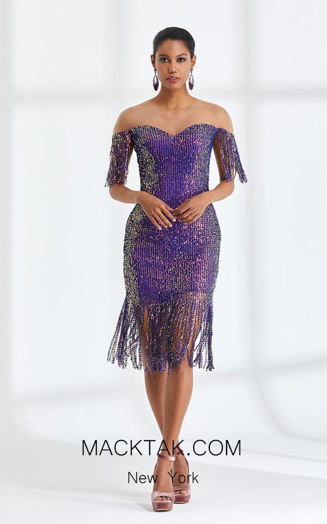Rengin 5518 Front Dress