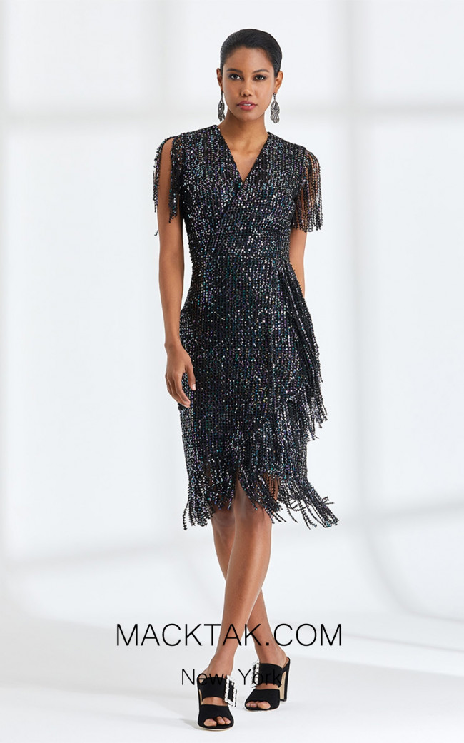 Rengin 5521 Front Dress